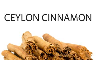 All about Ceylon Cinnamon