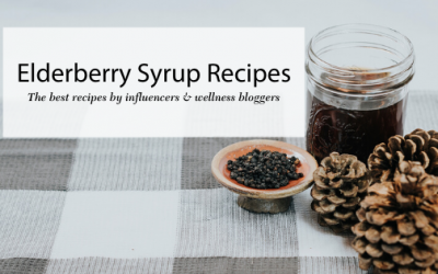 The Best Blogger Elderberry Syrup Recipes