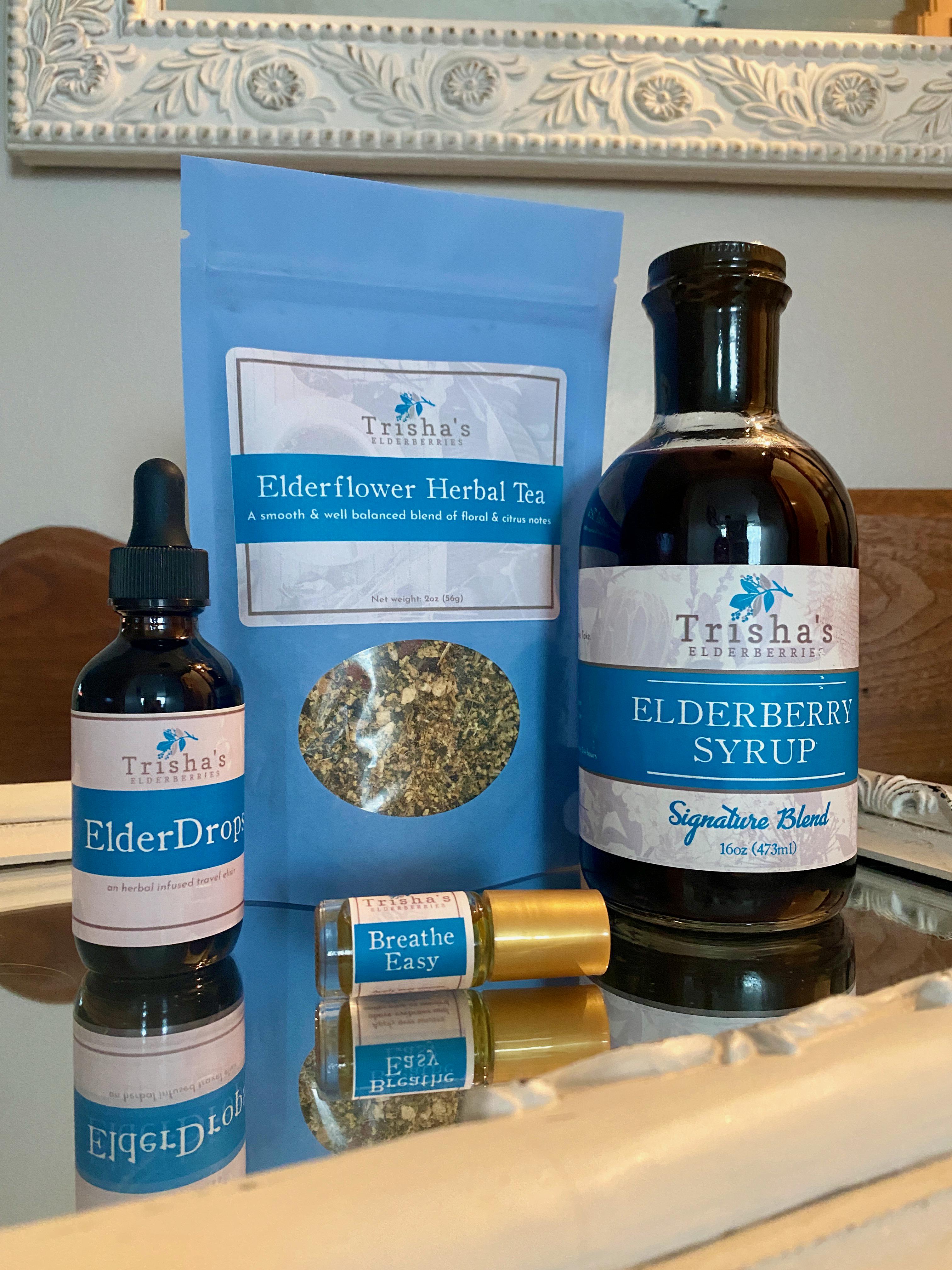 Elderberry Syrup Back to School Bundle